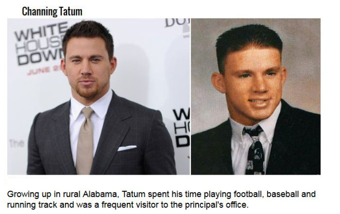 15 Celebrity Yearbook Photos You Need To See