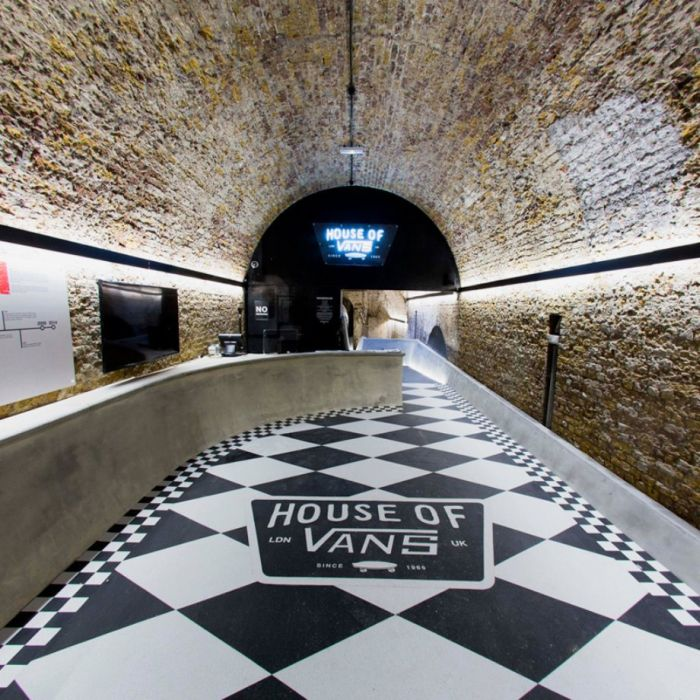 House Of Vans Is Every Skater's Dream Come True
