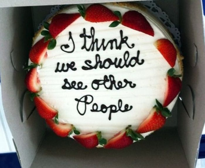 Cakes Make Life's Awkward Moments So Much Better