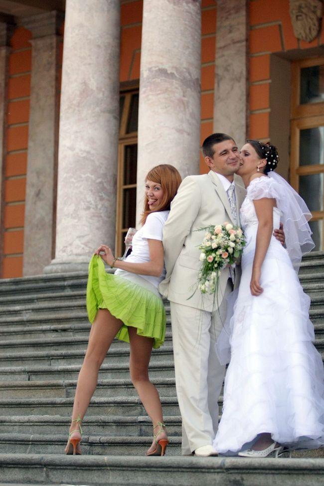 Drunk Bridesmaid