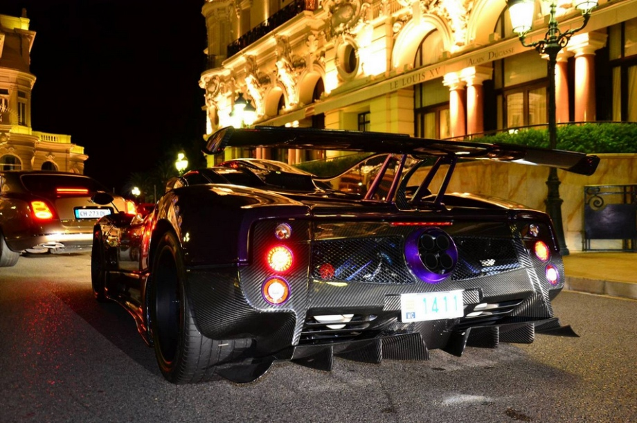 Pagani Zonda 760RS, 760LH and 764 Passione