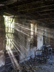Abandoned Asylums Are Creepy Yet Somehow Beautiful