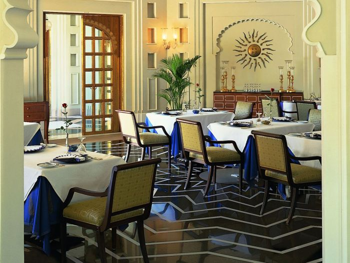 Oberoi Udaivilas Is A Magnificent Hotel