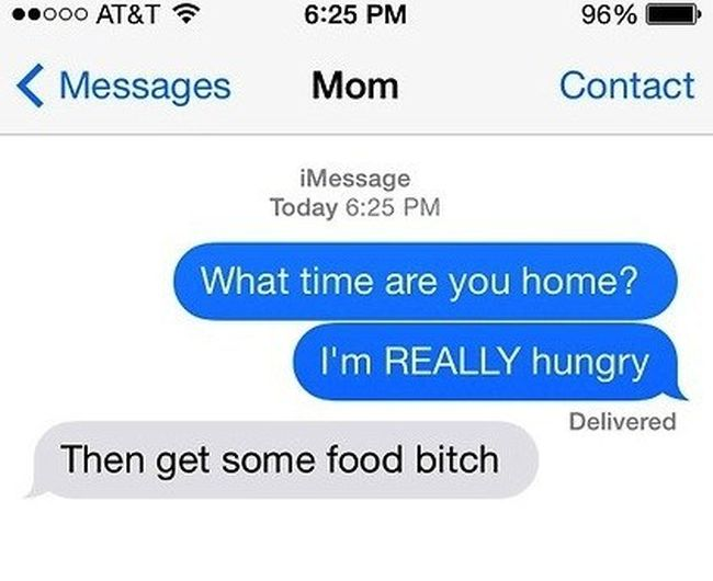 These Parents Get Texting Right, Oh So Right