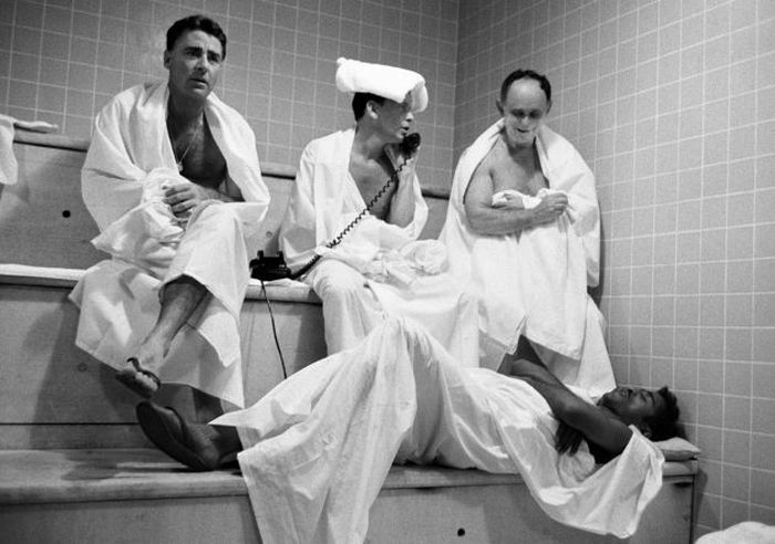 Candid Photos Of Classic Hollywood Stars