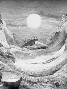 Hidden Portrait Of Jules Verne