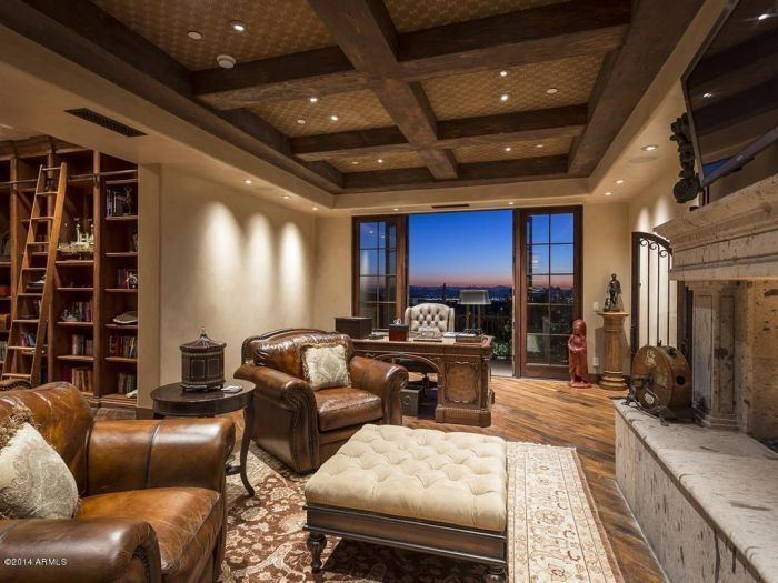 What A $32 Million Dollar House Looks Like