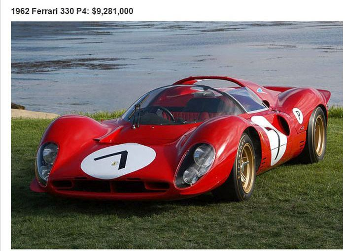 the 26 most expensive cars ever sold at an auction vehicles. Black Bedroom Furniture Sets. Home Design Ideas