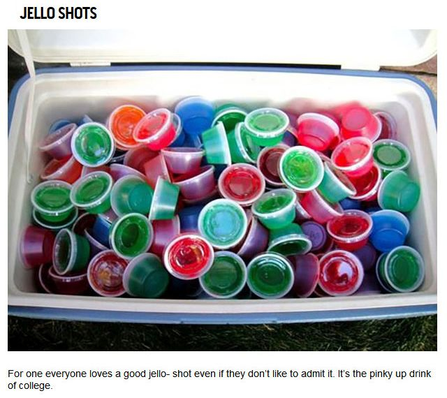 10 Things You Should Be Bringing To A College Party