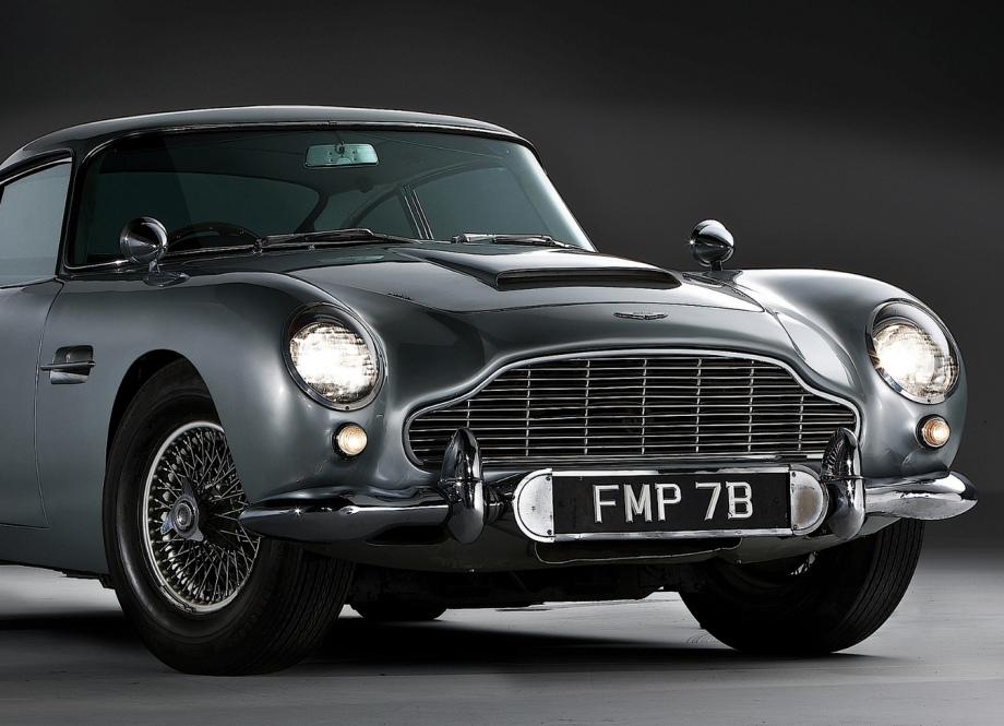 James Bond 1965 Aston Martin Db5 Vehicles