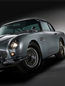 James Bond, 1965 Aston Martin DB5