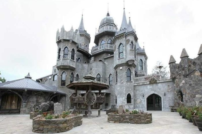 Majestic Connecticut Castle That's Currently For Sale