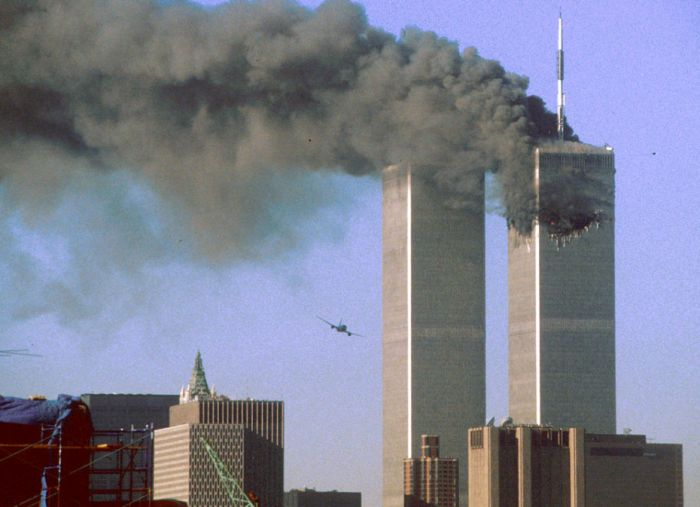 September 11, 2001, The Day The World Changed Forever
