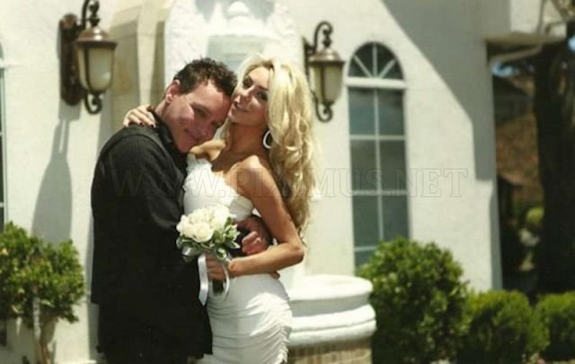 16-Year-Old Wife Courtney Stodden