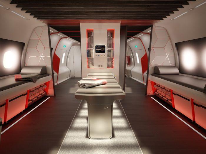 Amazing Plane Built For Pro Athletes