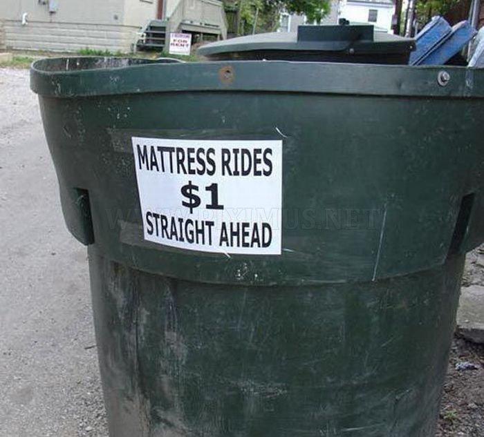 Mattress Ride