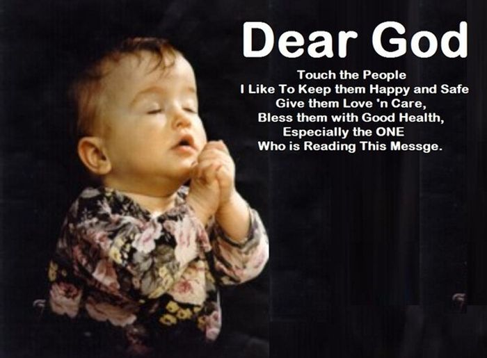 When Humans Talk To God