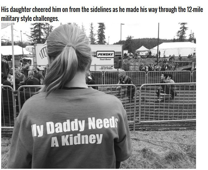 The Incredible Story Of The Man That Needed A Kidney
