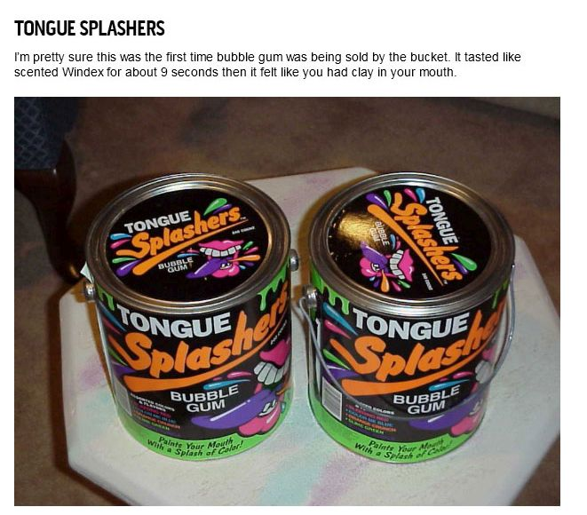 Products From The 90s We're Glad Don't Exist Anymore