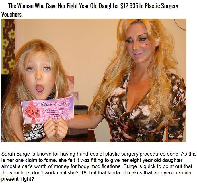 These People Got Creepy With Plastic Surgery