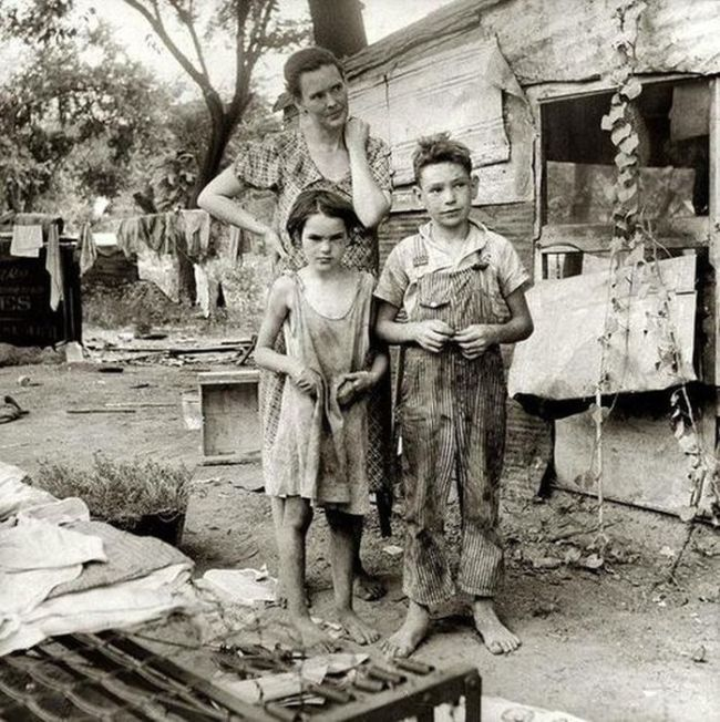 life during the great depression