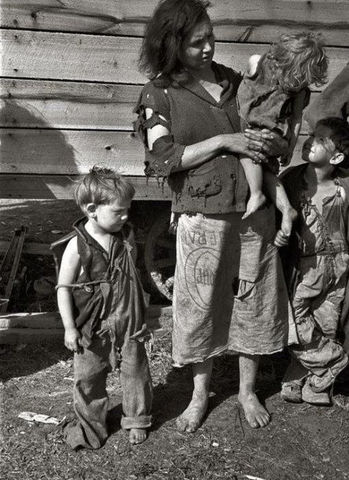 A Look Back At Life During The Great Depression