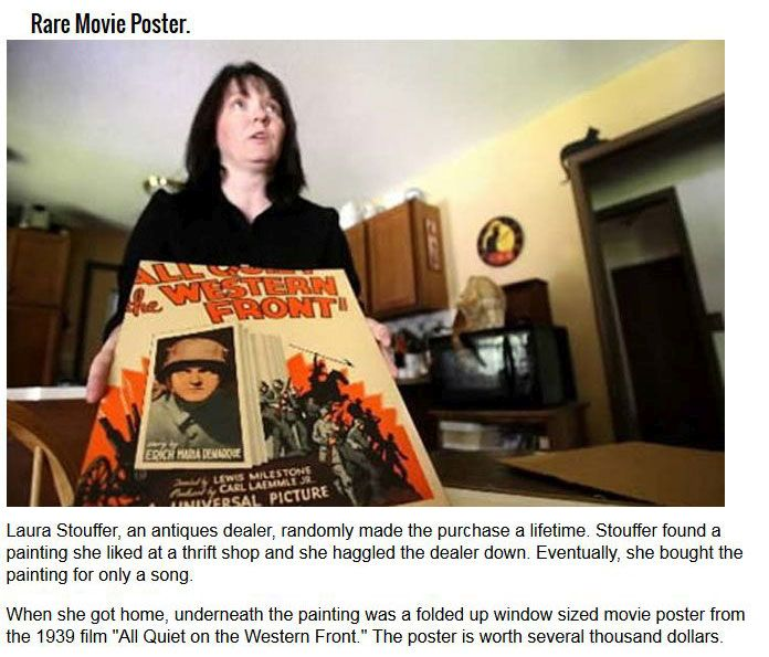 Real Stories Of People That Found Rare Buried Treasures
