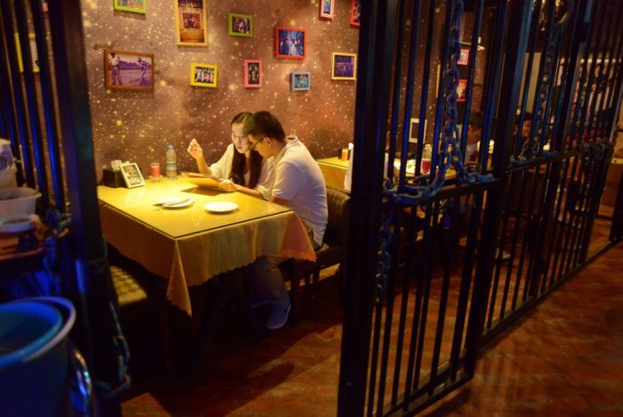 Prison Themed Restaurant In China