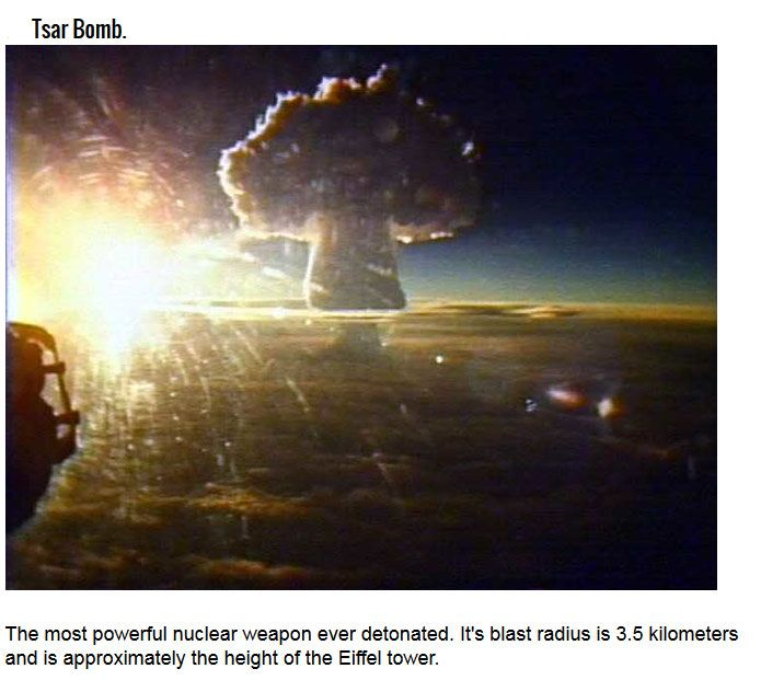 Real Life Doomsday Devices That Could Destroy Humanity