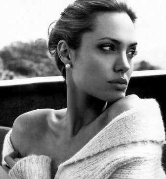 Celebrity Portraits In Black And White