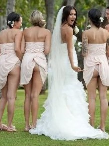 These Bridesmaids Know How To Party