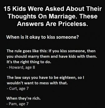 These Kids Might Understand Love Better Than Adults