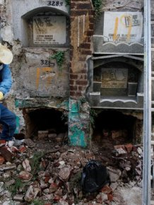 Guatemalan Graves Get Opened