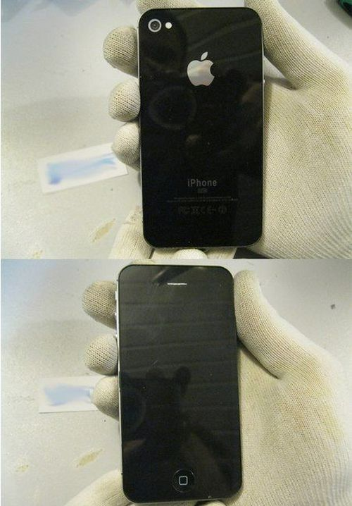 The Inside Of A Fake iPhone