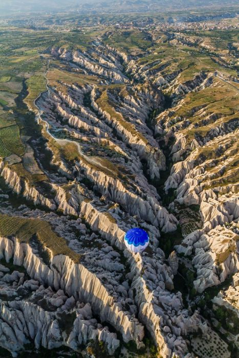 A Bird's Eye View Of The World's Most Beautiful Places