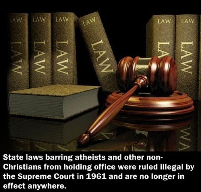 Strange Law Facts