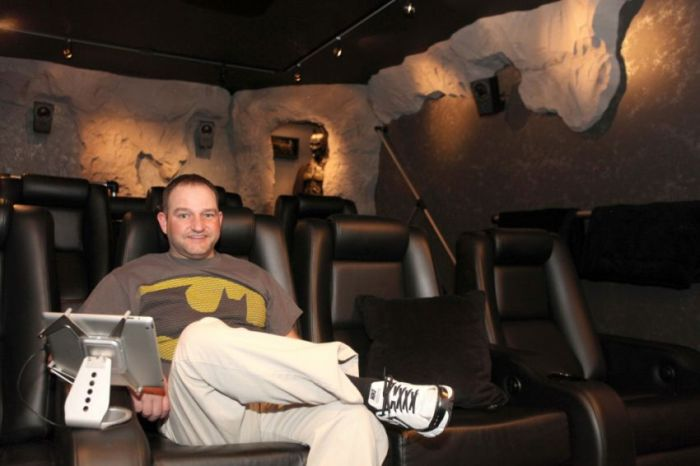 Incredible Movie Themed Homes