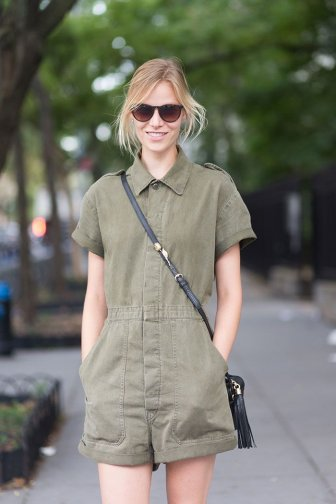 The Beautiful Models Of Fashion Week Explore New York