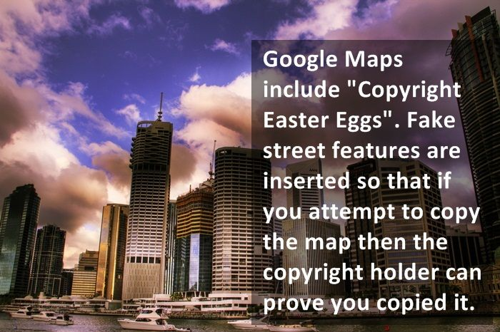 Facts You Didn't Know About Google Maps