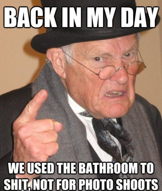 Back In My Day We Did This