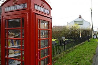 What British Telephone Boxes Are Being Used For Now
