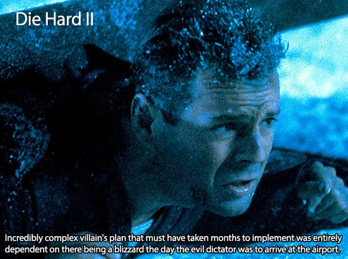 Gigantic Movie Plot Holes That Are Impossible Not To Notice
