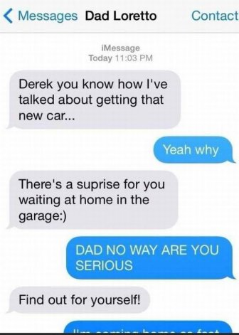 This Dad Knows How To Troll Better Than Anyone