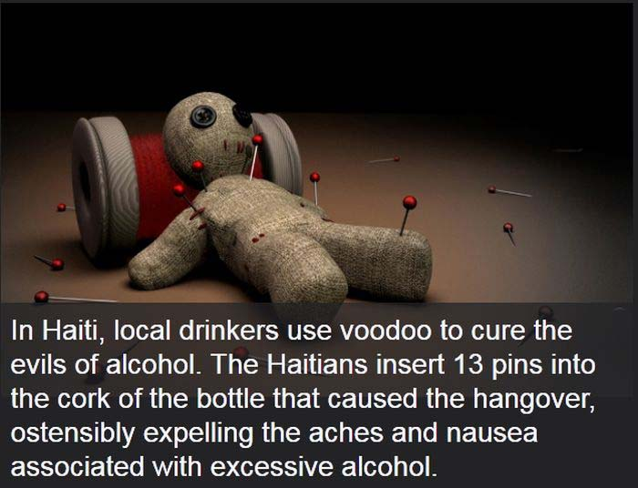 Hangover Cures From Different Parts Of The World