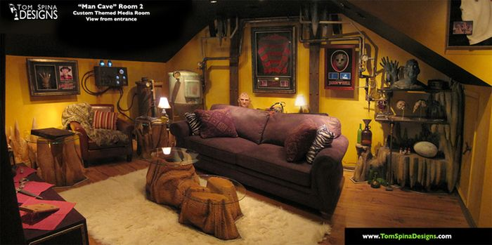 These Man Caves Are Simply Epic