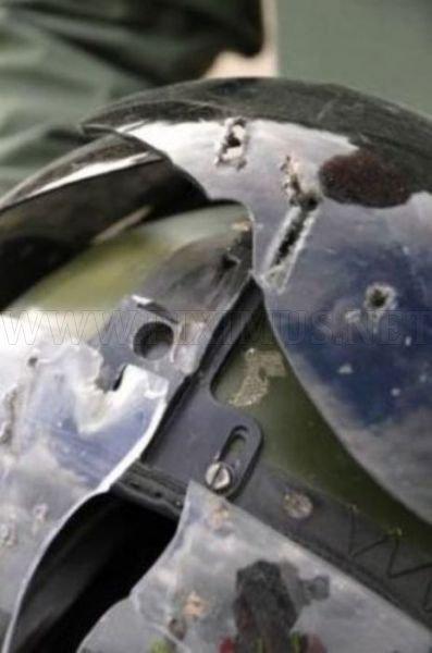 Body saving armor
