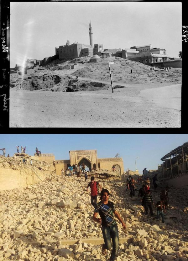 Mosul Back In The Day And Today