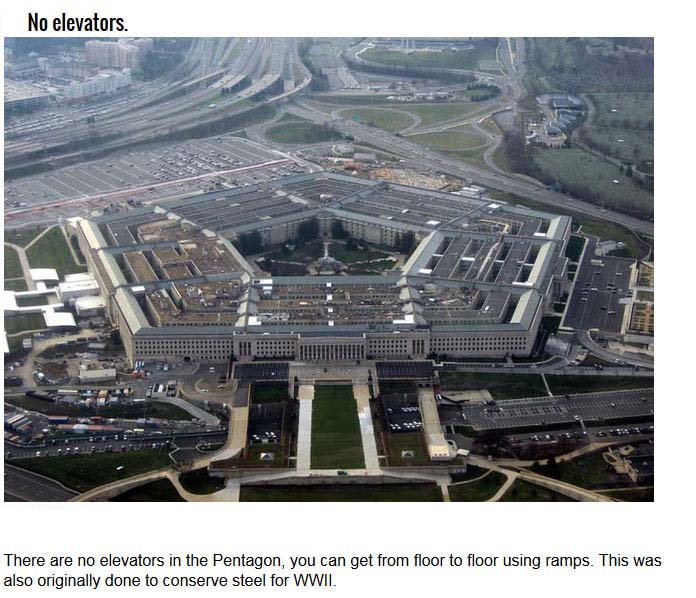 10 Insane Facts About The Pentagon