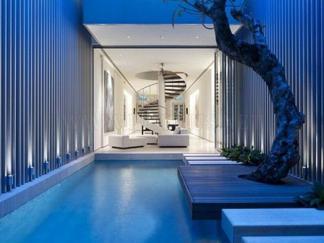 Tropical House in Singapore