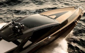 An Amazing Luxury Wooden Yacht